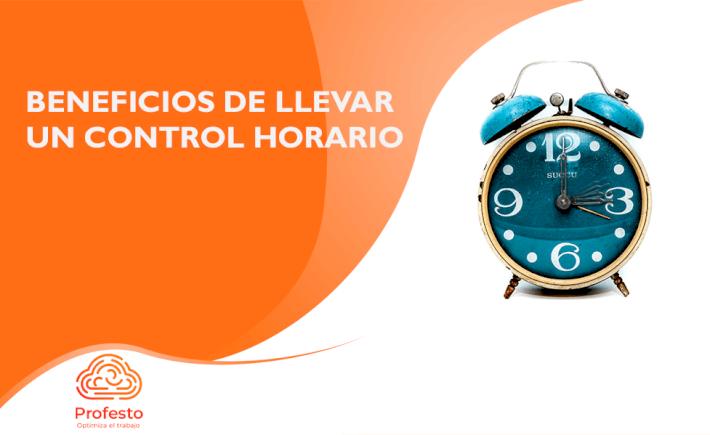 Beneficios de llevar un Control Horario
