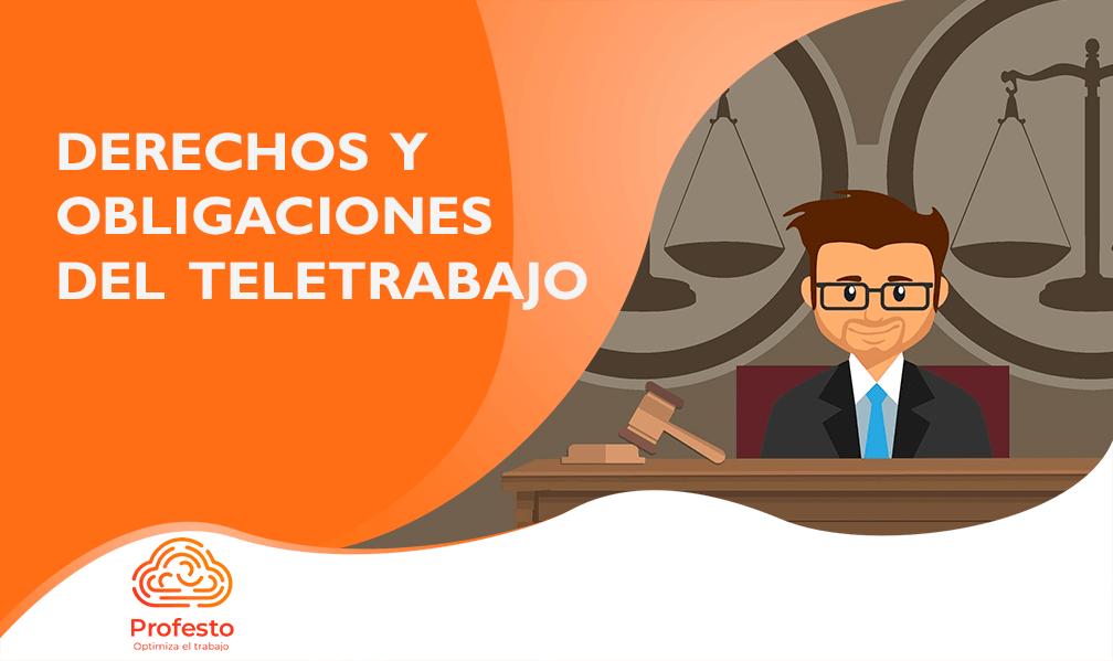 Derechos y Obligaciones del Teletrabajo
