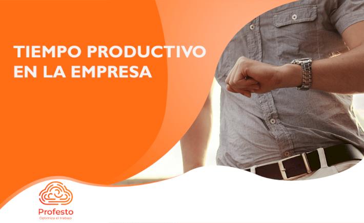 Cómo de productivo es el tiempo en la empresa